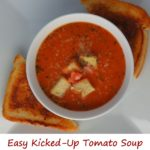 Easy Kicked-Up Tomato Soup