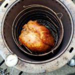 Beer n' Butter Turkey on the Char-Broil Big Easy