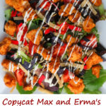 Copycat Max and Erma's Santa Fe Chicken Salad