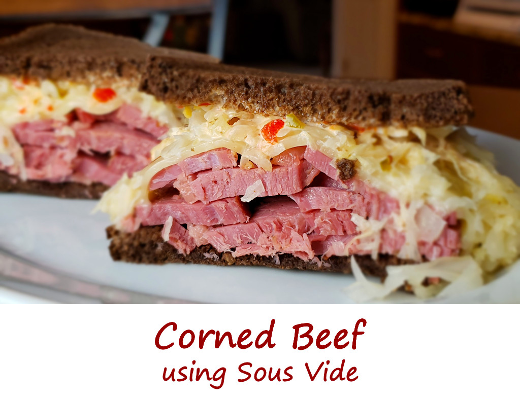 Corned Beef Using Sous Vide Life S A Tomatolife S A Tomato
