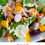 Copycat Outback Ranch Dressing
