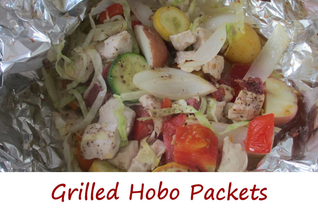 Grilled Hobo Packets