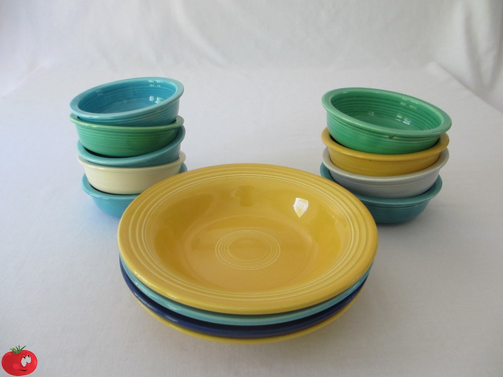 Homer Laughlin Fiesta Bowls