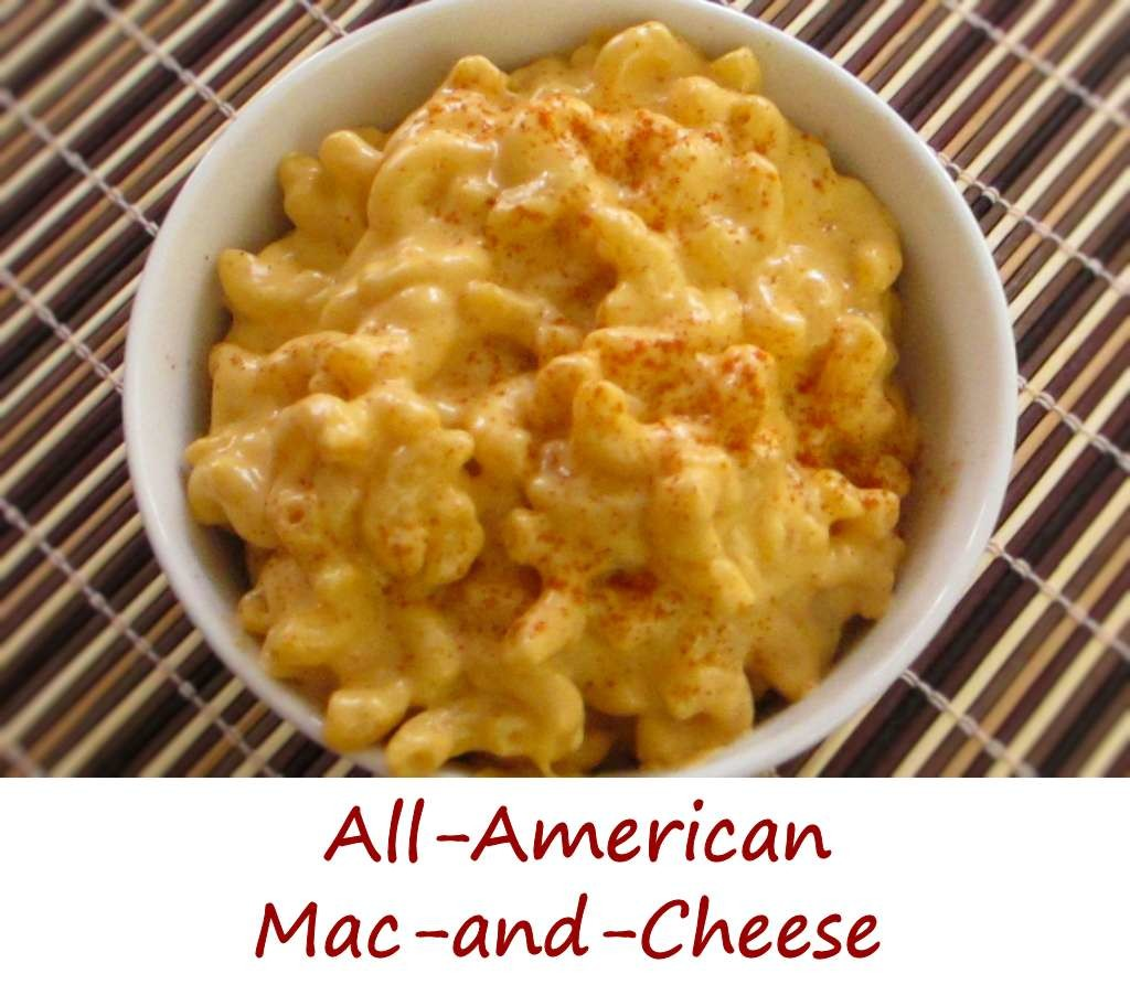 All-American Mac-and-Cheese