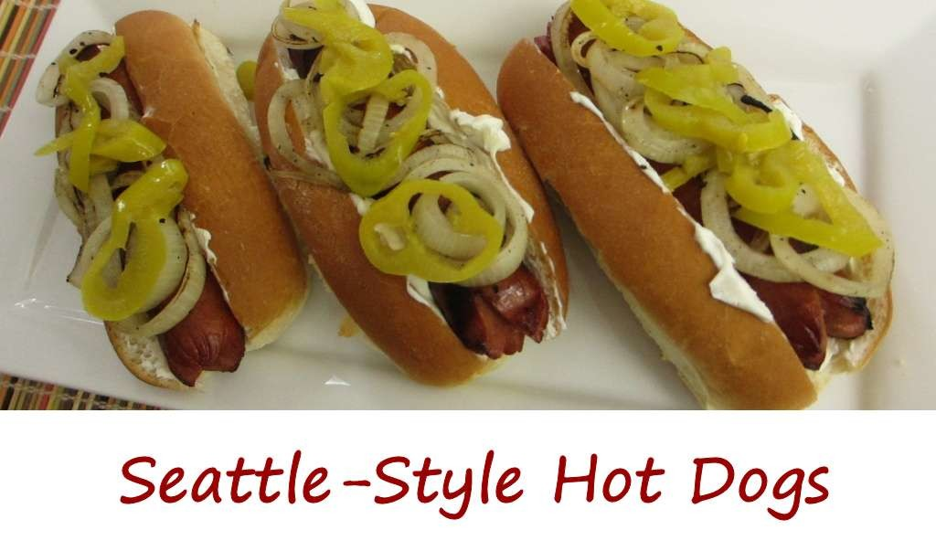 Seattle-Style Hot Dogs
