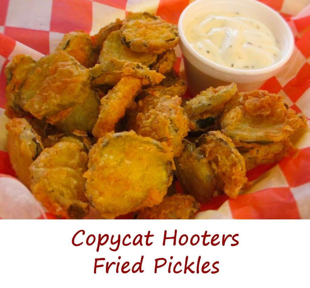Copycat Hooters Fried Pickles Life S