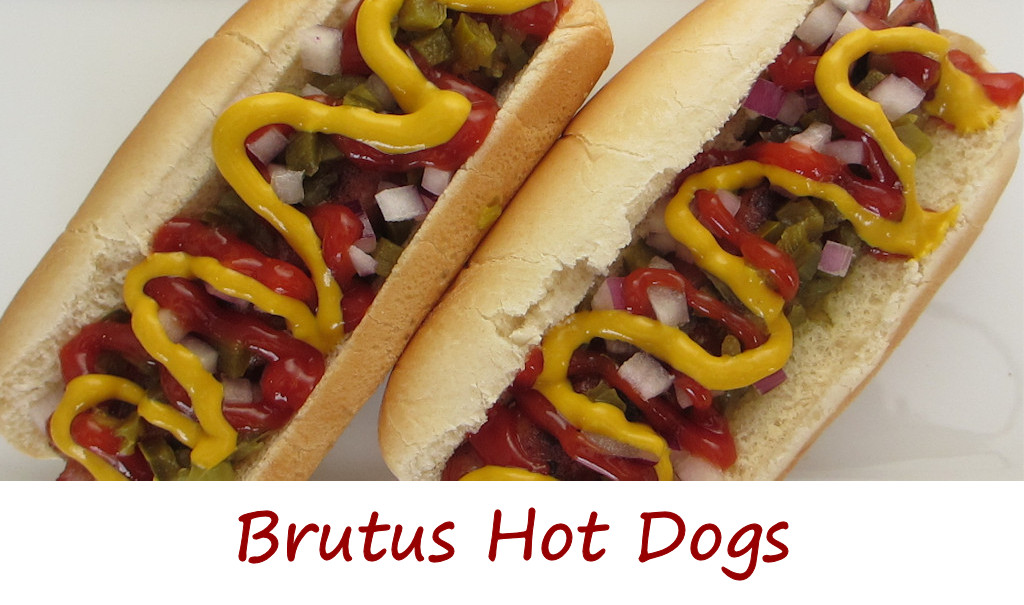 Brutus Hot Dogs