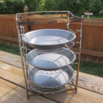 Char-Broil Big Easy Cooking Rack with Pie Pans