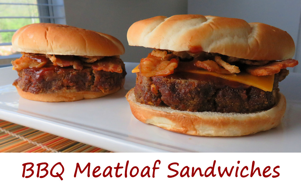 BBQ Meatloaf Sandwiches
