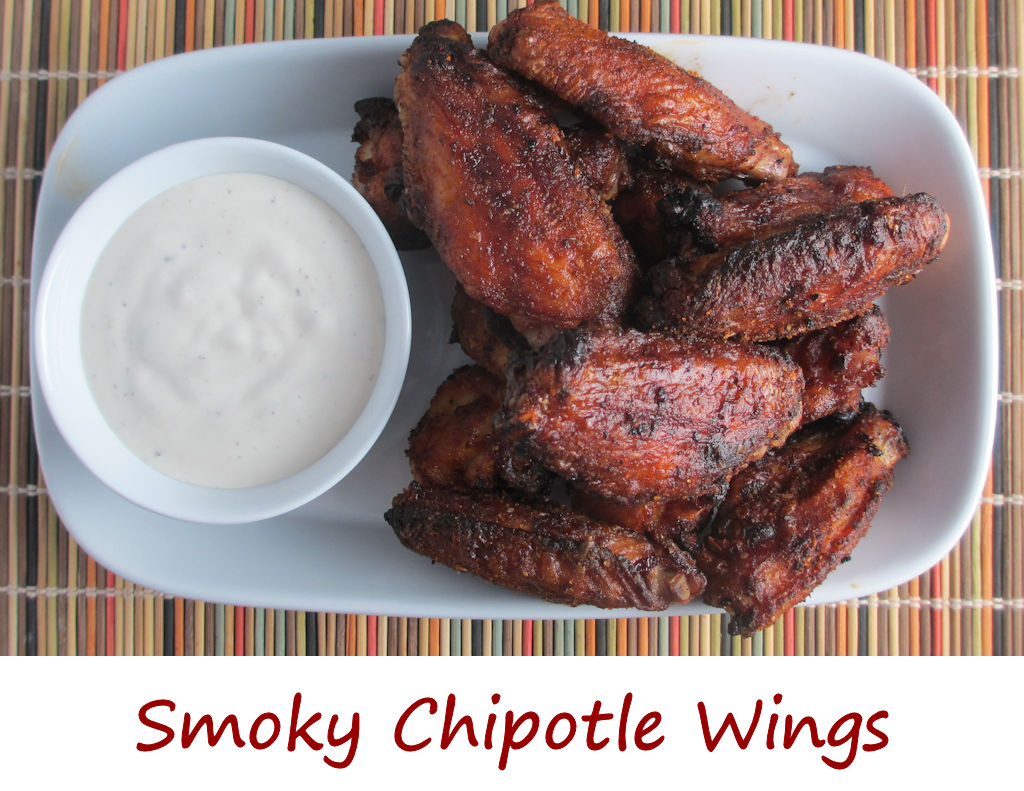 Smoky Chipotle Wings