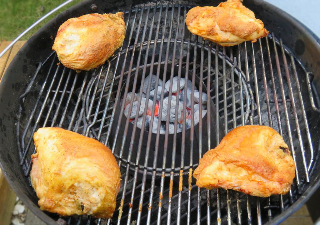 Fried Chicken using the Vortex