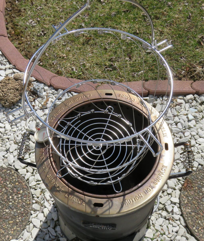 Char-Broil The Big Easy Better Basket