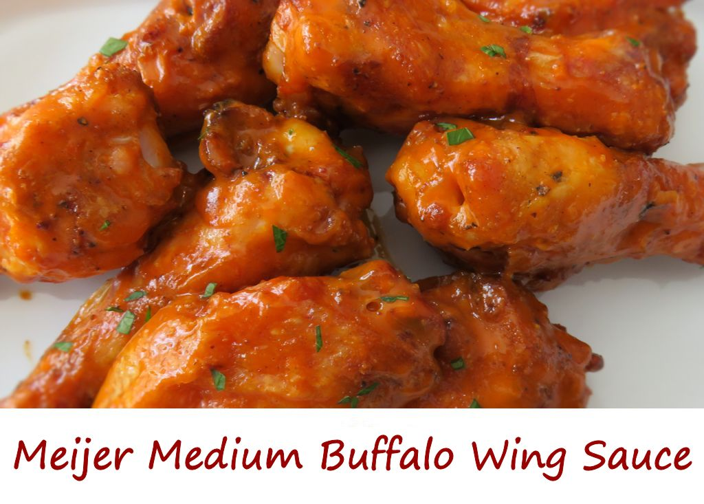 Meijer Medium Buffalo Wing Sauce