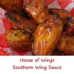 House of Wings Southern Wing Sauce