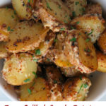 Easy Grilled Creole Potatoes