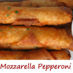 Fried Mozzarella Pepperoni Sticks