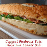 Copycat Firehouse Hook and Ladder Sub