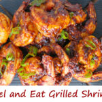 Peel and Eat Grilled Shrimp